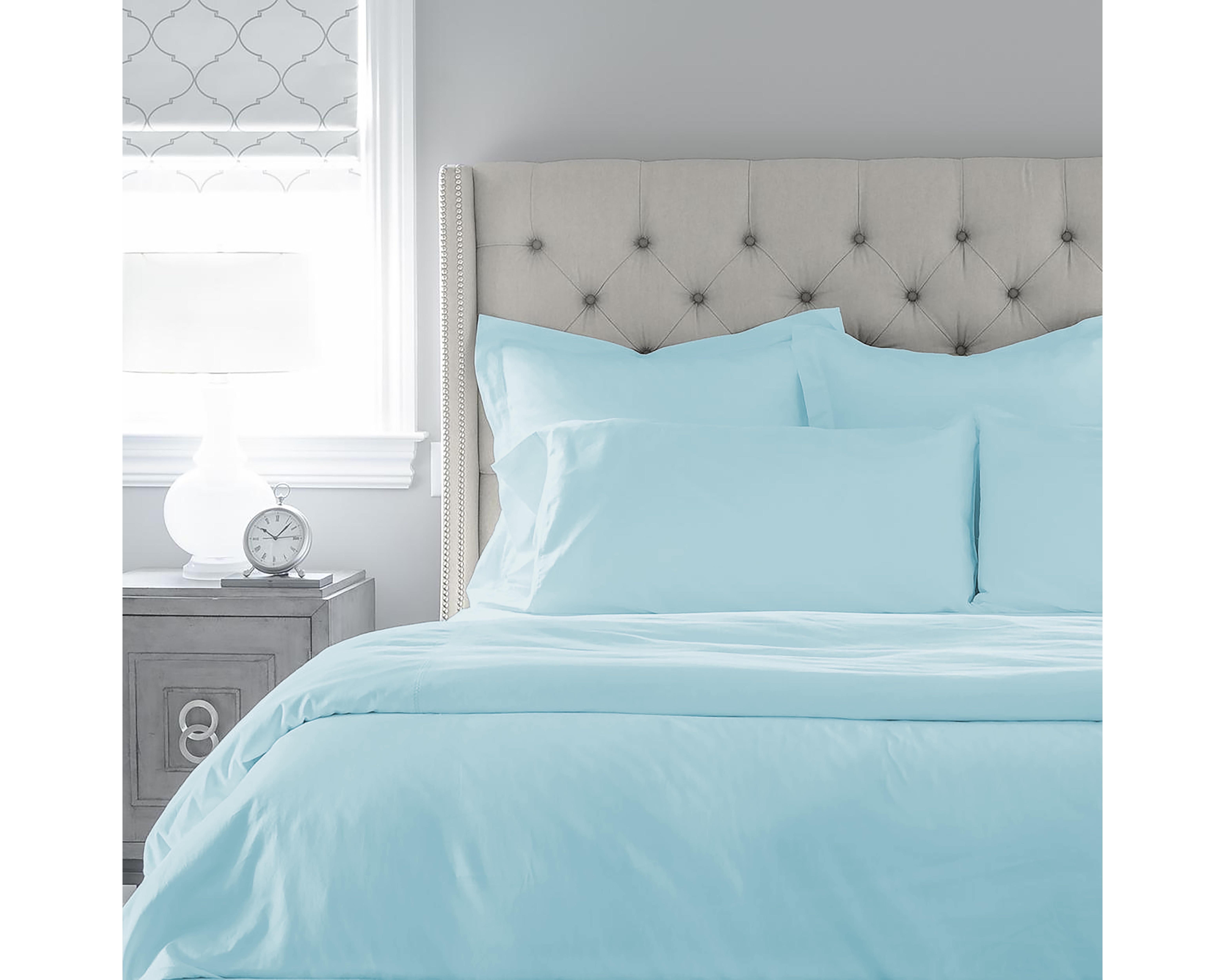 beckham hotel collection luxury soft duvet cover set ebay. Black Bedroom Furniture Sets. Home Design Ideas