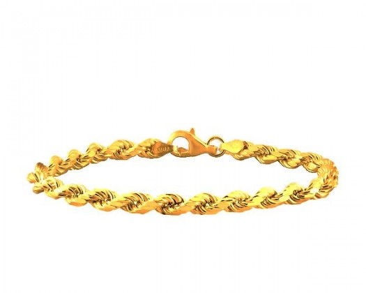 chicmarketcom Luxurious Handcrafted Brazilian Gold Filled Rope
