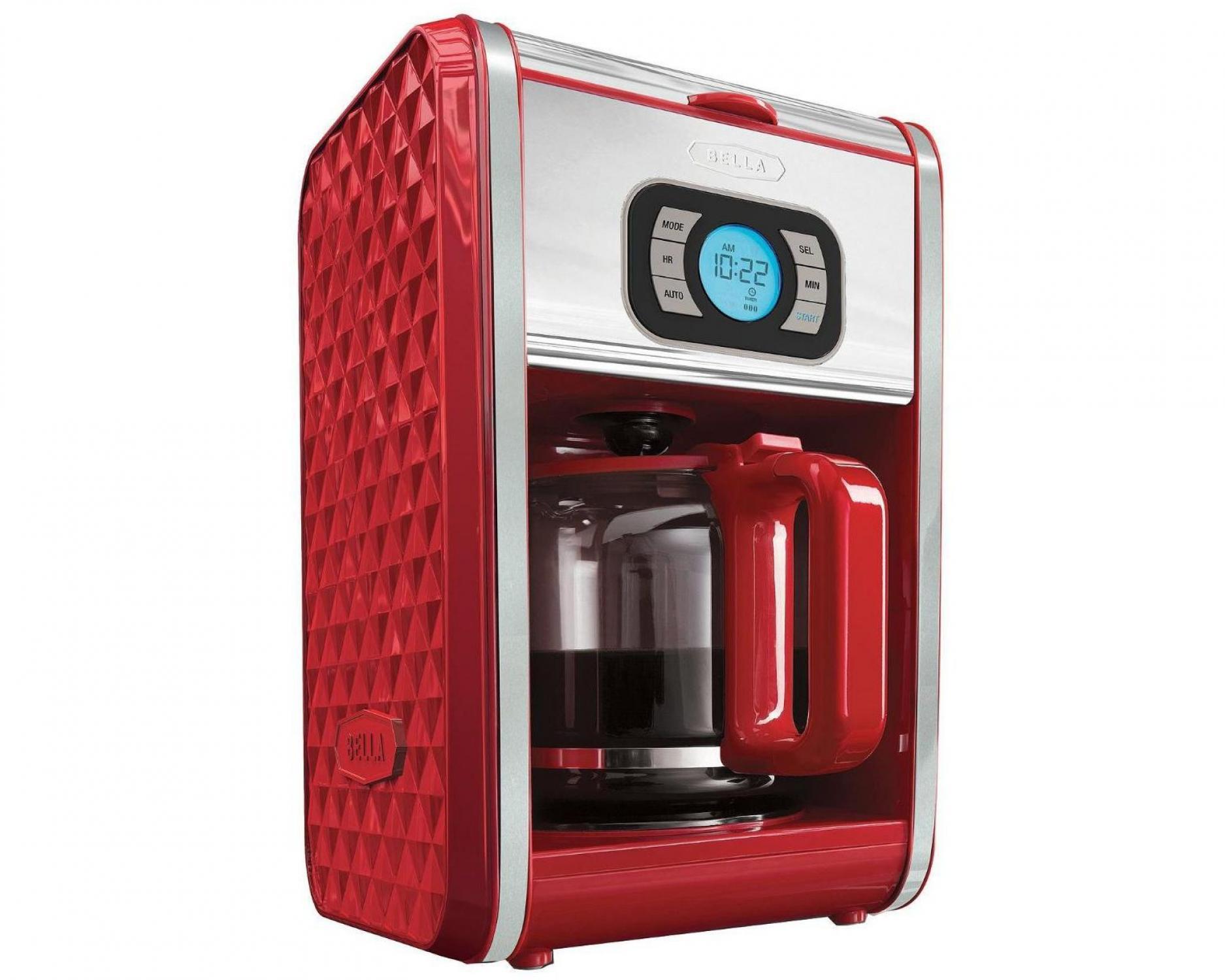 Bella Diamonds 12-Cup Coffee Maker