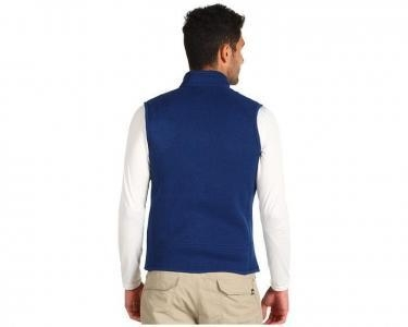 Patagonia Men's Better Sweater Vest - Channel Blue - Large ...
