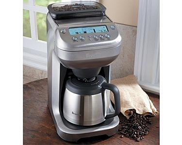 Breville Coffee Maker No Water : Breville BDC600XL YouBrew Drip Coffee Maker - QuiBids.com