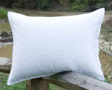 Extra Firm Feather Pillow By DOWNLITE