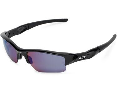 0dd8614b2d485 Oakley Flak Jacket XLJ Sunglasses - Polished Black Pink Mirror - QuiBids.com