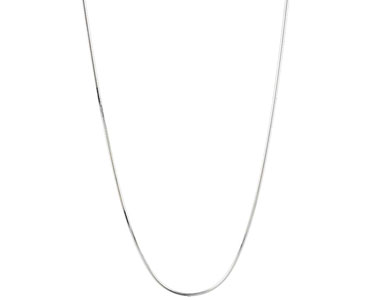 Yeidid Sterling Silver Snake Chain - 20 Inch Chain