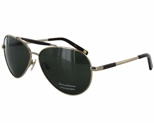a08628bbcd0 chicmarket.com - Tommy Bahama Mens TB6033 Rockin The Boat Polarized Aviator  Sunglasses - Gold