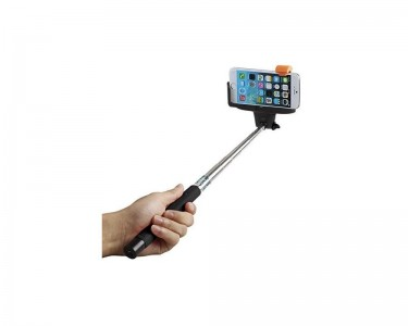 iplanet bluetooth selfie stick black. Black Bedroom Furniture Sets. Home Design Ideas