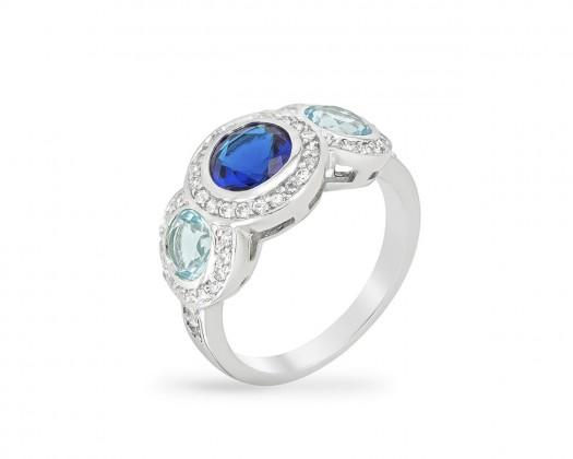 genuine cz ring